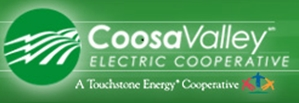 Coosa Valley Electric Co-op logo